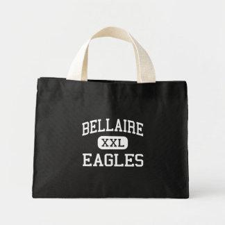 Bellaire - Eagles - High - Bellaire Michigan Canvas Bag