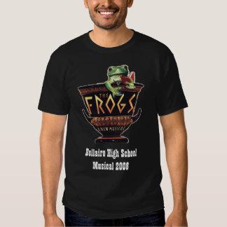 Bellaire High School Musical 2008 Tee Shirt