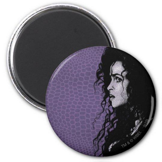 Bellatrix Lestrange 5 Magnet