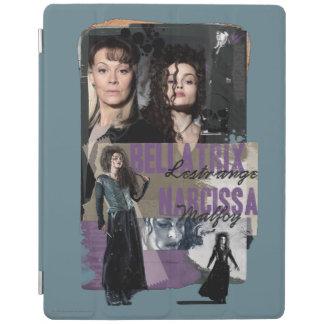 Bellatrix Lestrange and Narcissa Malfoy iPad Cover