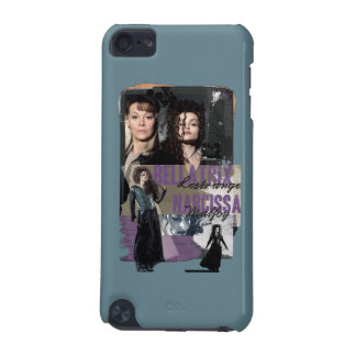 Bellatrix Lestrange and Narcissa Malfoy iPod Touch 5G Covers