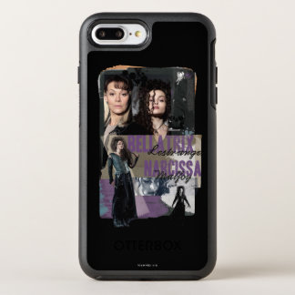 Bellatrix Lestrange and Narcissa Malfoy OtterBox Symmetry iPhone 8 Plus/7 Plus Case