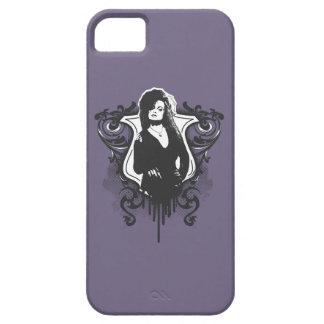 Bellatrix Lestrange Dark Arts Design Case For The iPhone 5