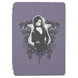 Bellatrix Lestrange Dark Arts Design iPad Air Cover