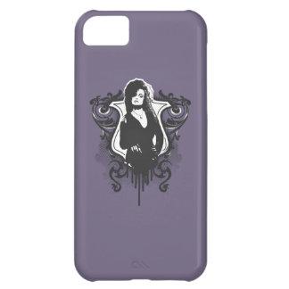Bellatrix Lestrange Dark Arts Design iPhone 5C Case