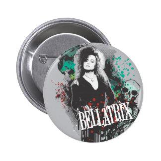 Bellatrix Lestrange Graphic Logo 6 Cm Round Badge