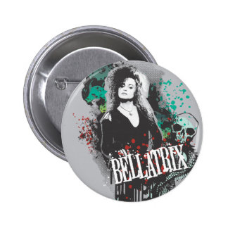 Bellatrix Lestrange Graphic Logo Pinback Buttons
