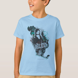 Bellatrix lestrange t shirts shirt designs zazzle uk for Graphic design t shirts uk