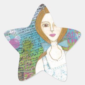 Belle 001.jpg star sticker