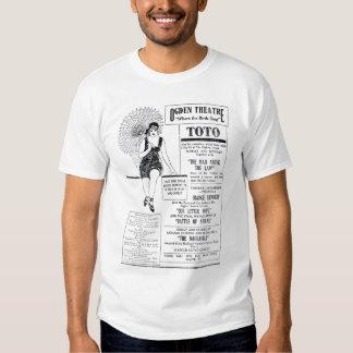 Belle Bennett 1918 vintage movie ad T-shirt