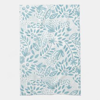 Belle Blue Tea Towel