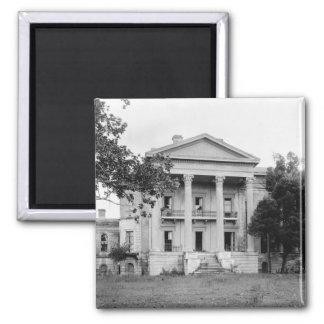 Belle Grove Plantation Louisiana Magnet