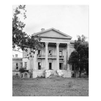 Belle Grove Plantation Louisiana Photo Print
