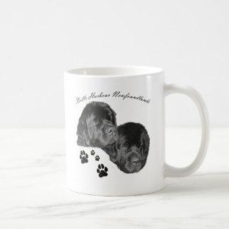 Belle Harbour Newfoundlands Coffee Mug