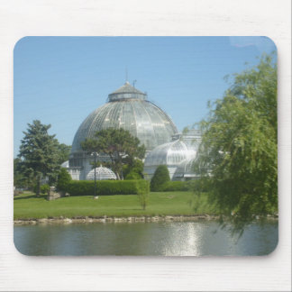 Belle Isle Botanical Garden Mouse Pads