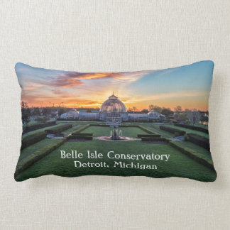 Belle Isle Conservatory Pillow