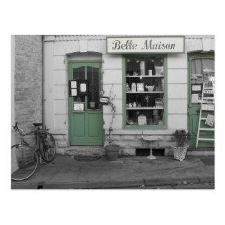 Belle Maison Postcard