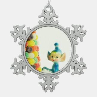 Belle the Pixie Elf Ornament