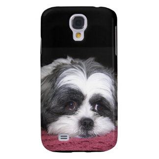Belle The Shih Tzu Dog Galaxy S4 Case