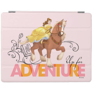 Belle   Up For Adventure iPad Cover