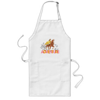 Belle | Up For Adventure Long Apron