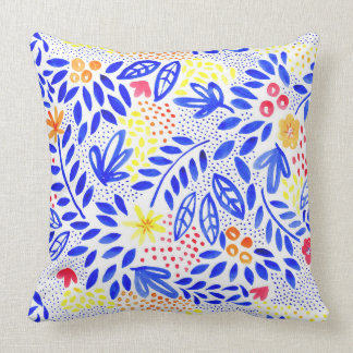 Belle Watercolour Cushion