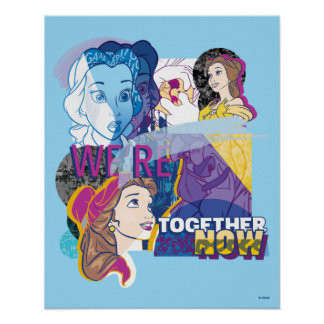 Belle | We're Together Now Poster