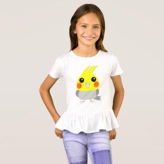 BelleBelle the cockatiel parrot t-shirt