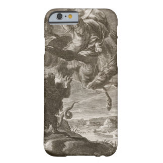 Bellerophon Fights the Chimaera, 1731 (engraving) Barely There iPhone 6 Case