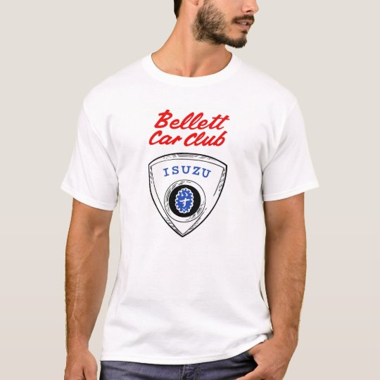 Bellett Car Club of Victoria TShirt
