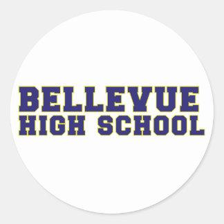 Bellevue High School Sticker
