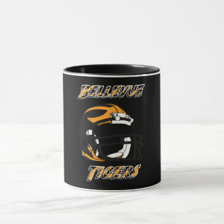 Bellevue High School  Tigers  Kentucky Mug