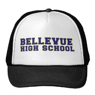 Bellevue High School Trucker Hat
