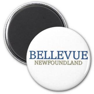 Bellevue Newfoundland Magnet
