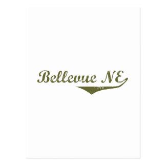 Bellevue Revolution tee shirts Post Card