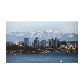 Bellevue Washington Canvas Print