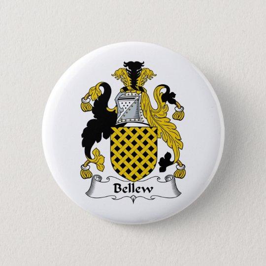 Bellew Family Crest 6 Cm Round Badge