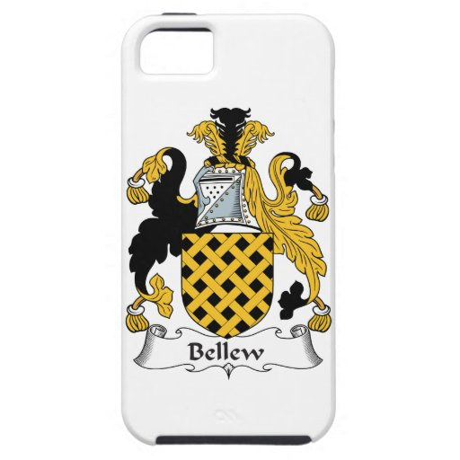 Bellew Family Crest iPhone 5/5S Covers