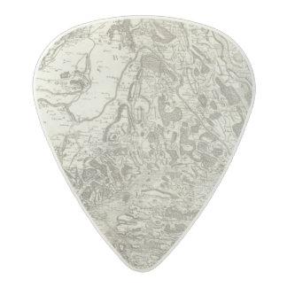 Belley Acetal Guitar Pick