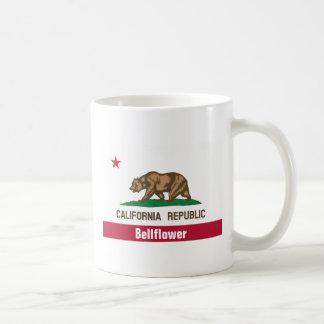 Bellflower California Basic White Mug