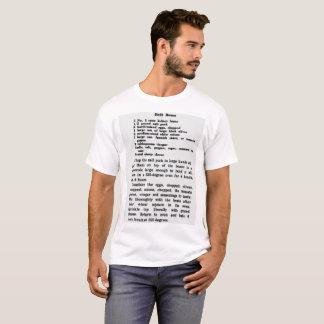 Belli Beans: The Shirt