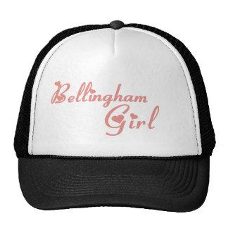 Bellingham Girl tee shirts Trucker Hat