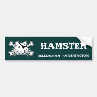 Bellingham Pirate 1 Bumper Sticker