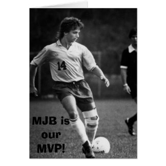 bellino_mike_actn, MJB is our MVP! Card
