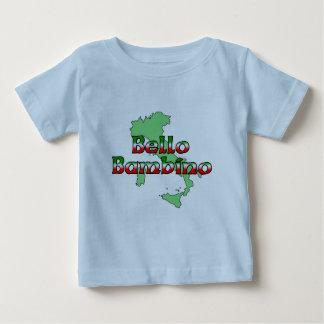 Bello Bambino (Beautiful Italian Baby Boy) Baby T-Shirt