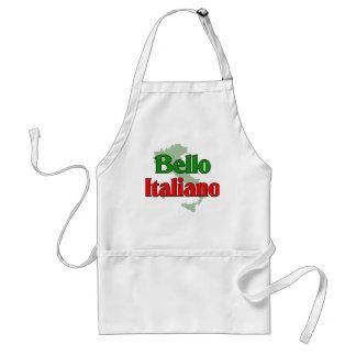 Bello Italiano (Handsome Italian Man) Standard Apron