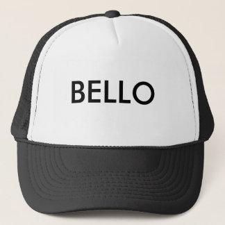 BELLO TRUCKER HAT