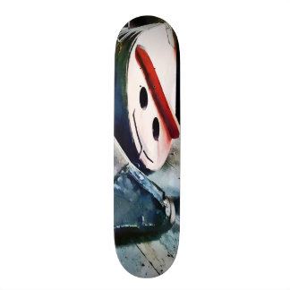 Bellows 21.6 Cm Old School Skateboard Deck