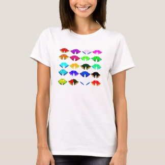 Bells ALL Colors jGibney The MUSEUM Zazzle Gifts T-Shirt