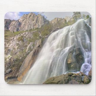 Bells Canyon Waterfall, Lone Peak Wilderness, Mouse Mat